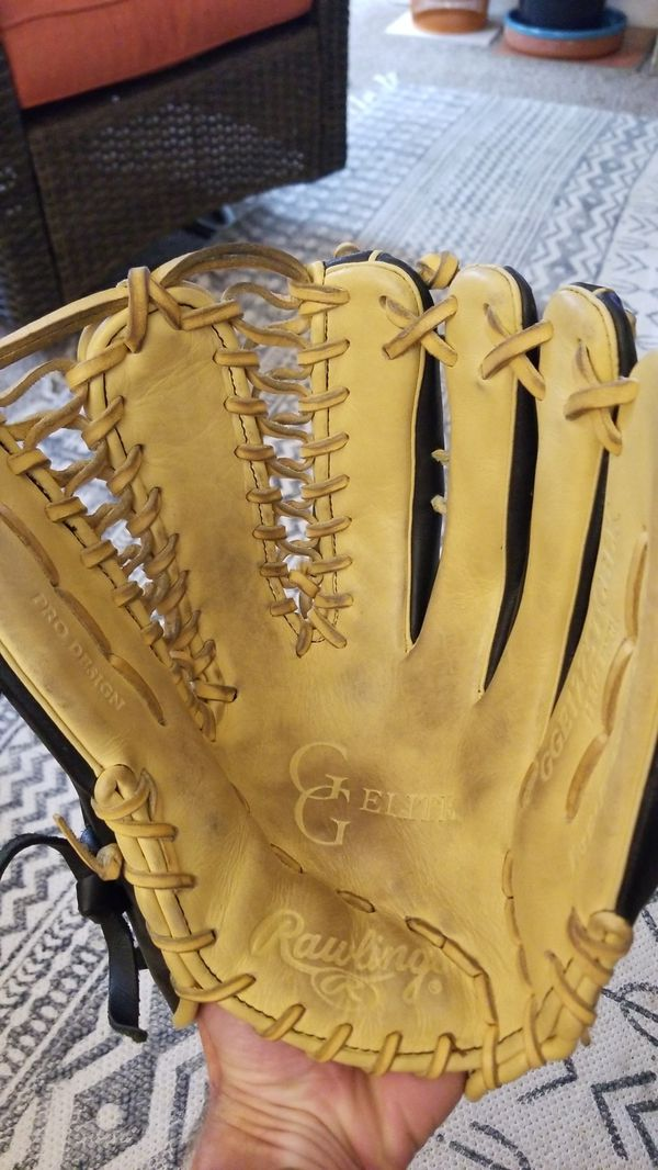 Rawlings GGE1275 baseball/outfield glove