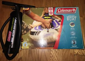 Coleman inflatable boat for Sale in Lombard, IL