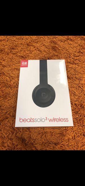 Beats solo 3 wireless for Sale in Austin, TX