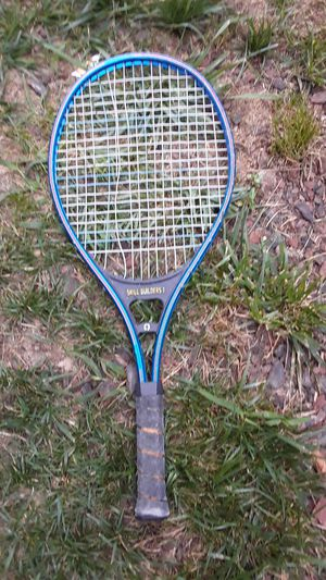 Blue tennis racket for Sale in Pasadena, MD