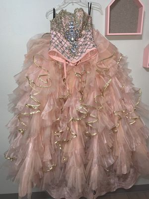 Ragazza Blush Quinceanera Dress for Sale in Avondale, AZ