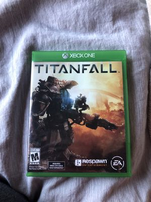 Xbox one Titanfall for Sale in Denver, CO