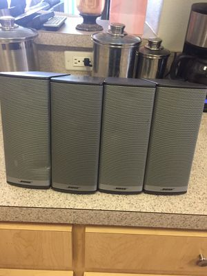 4 Bose speakers for Sale in Riverview, FL