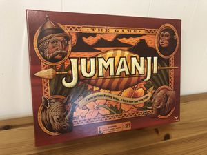 JUMANJI BOARD GAME NEW for Sale in Portland, OR