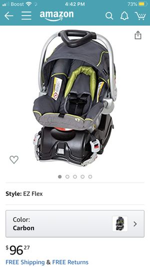 Car seat for Sale in Ellwood City, PA