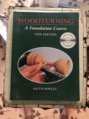 Woodturning Book *New* for Sale in Woodlake, CA