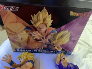 Dragon ball Z goku & gohan for Sale in Austin, TX