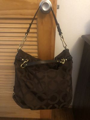 Coach purse for Sale in Silsbee, TX