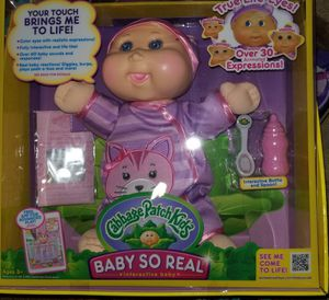 Cabbage patch & my lil pony magical princess interactive dolls brand new never opened for Sale for sale  Parma, OH