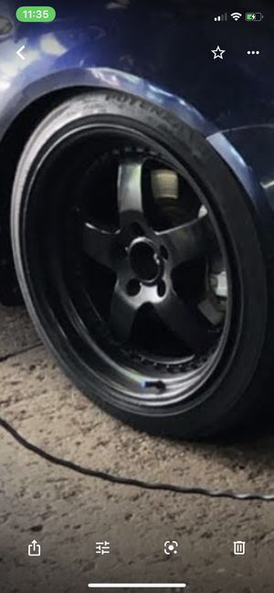 18x10 rims for Sale in Waukegan, IL