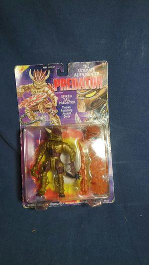 Vintage Predator alien action figure for Sale in US