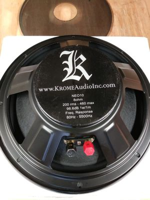 "New Krome Neo 10"" pro audio and much more for Sale in Virginia Beach, VA"