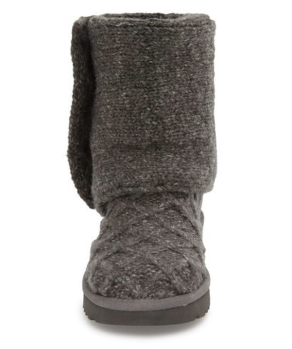 UGGS Lattice Cardy UGGpure Knit Boot