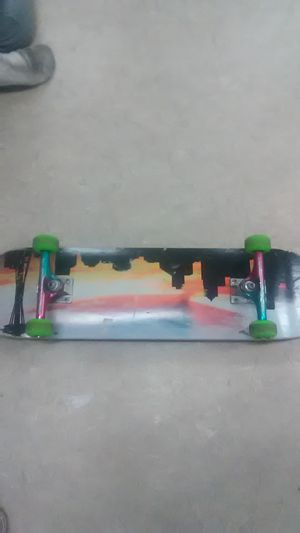 Mini logo skateboard with thundertrucks for Sale in Redmond, WA