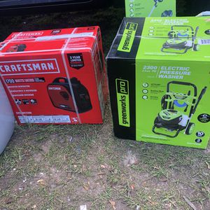 Pressure washer nice for Sale in Durham, NC