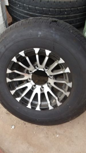 Tire and wheel spare 8 lug for Sale in Inglewood, CA