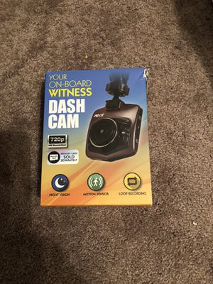 Dash cam new for Sale in Asheboro, NC