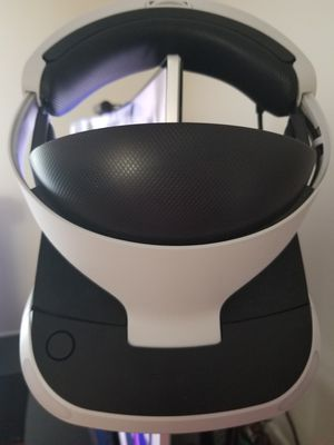 Playstation VR gaming headset & demo game for Sale in Hillcrest Heights, MD
