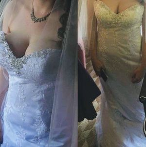Wedding dress for Sale in Greensburg, PA