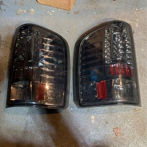 2007- 2013 Chevy Silverado Taillights for Sale in Arlington, TX