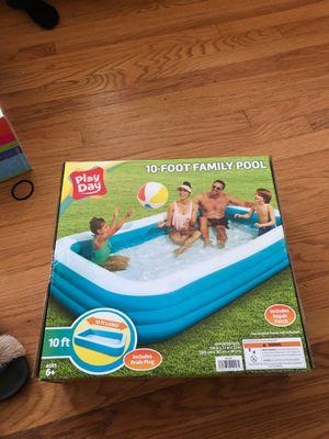 10 foot family pool for Sale in Woodbridge, VA