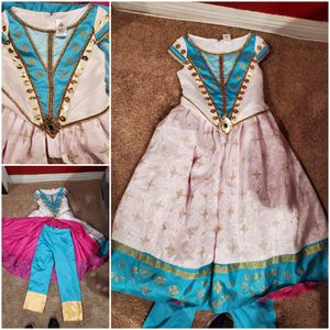 Disney Jasmin Dress or Holiday Dress for Sale in Chino Hills, CA