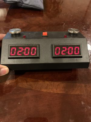 Chronos Chess Clock for Sale in Tinley Park, IL