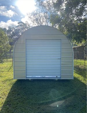 Storage building with roll up doors for Sale in Hallsville, TX