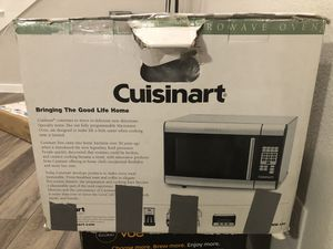 Cuisinart Microwave - BRAND NEW for Sale in Humble, TX