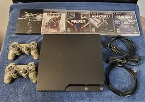 PS3 Slim Original Owner for Sale in Bonney Lake, WA