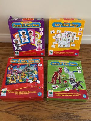 The Learning Journey Puzzles and Games for Sale in Los Angeles, CA