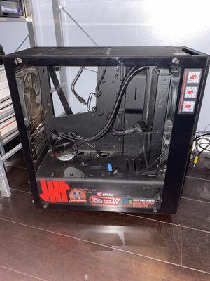 PART OUT NZXT S340 Elite Gaming PC Computer Case Kraken X62 Seasonic Nvidia Razer Corsair for Sale in Glendora, CA