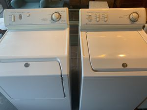 Maytag washer and Gas dryer very clean and good condition for Sale in Las Vegas, NV