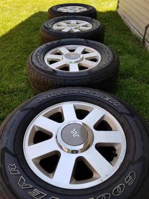 """18"""" Ford F150 Wheels & Goodyear Tires for Sale in Chicago, IL"""