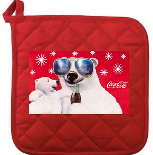 Coca Cola Decretive Pot Holders for Sale in St. Peters, MO
