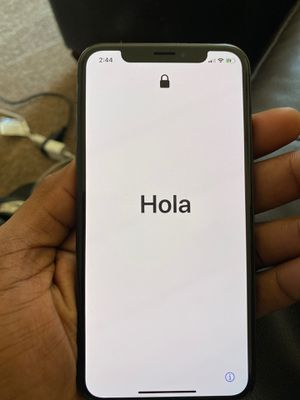 Unlocked iPhone X for Sale in Winter Springs, FL