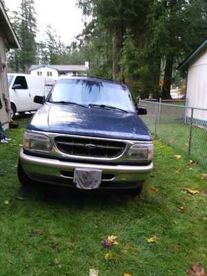 98 ford explorer eddie bauer for Sale in North Bend, WA