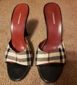 Burberry Slip Ons for Sale in Chino Hills, CA