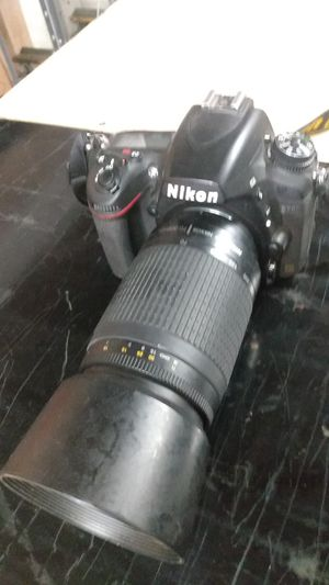 Nikon d750 with lense for Sale in Montebello, CA