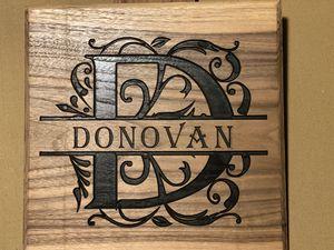 Custom Monogram Names for Sale in San Diego, CA