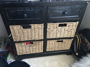 Storage with baskets for Sale in Potomac Falls, VA