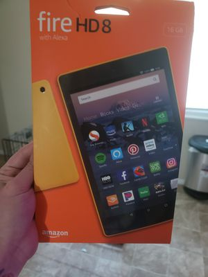 New Kindle fire hd8 for Sale in Indianapolis, IN