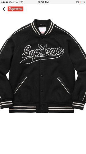 Supreme Playboy Varsity Jacket for Sale in Peoria, AZ