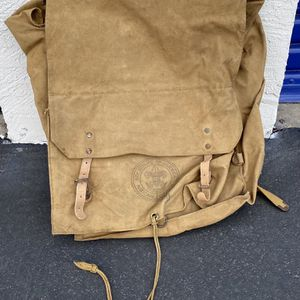 No 574 Yucca Pack Backpack Vintage 60's Boy Scout Scouting Mountaineering Backpacking for Sale in San Diego, CA