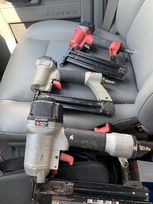 3 nail guns for Sale in Austin, TX