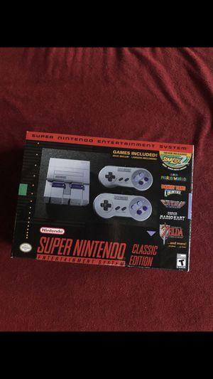 Classic Super Nintendo! for Sale in Austin, TX