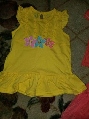 Pretty Clothes for girl 4T😍 for Sale in Duncanville, TX