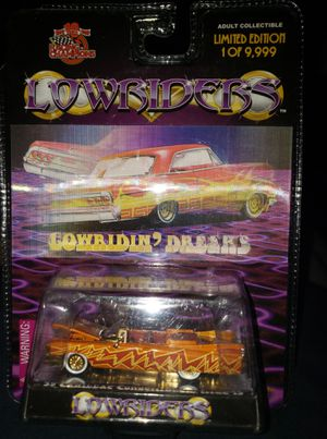 Racing Champions Lowrider Cadillac for Sale in El Paso, TX