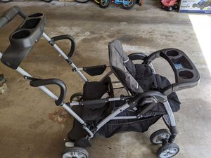 Greco Double stroller for Sale in Kirkland, WA