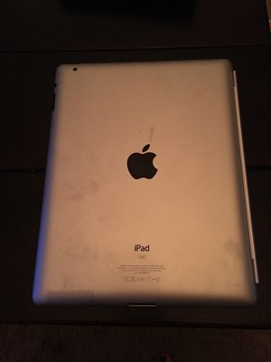 iPad 16gb 2nd gen works great! for Sale in Chanhassen, MN